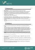 Newsletter Nr. 3 (April 2013) - Institut für Internationale Entwicklung - Page 2