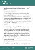 Newsletter Nr. 3 (April 2013) - Institut für Internationale Entwicklung - Page 3