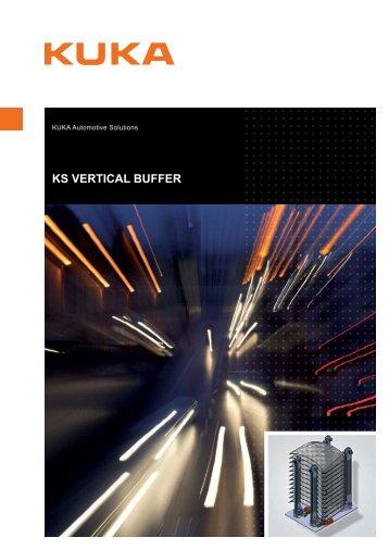 KS Vertical Buffer - KUKA Systems