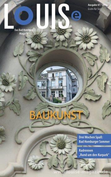 12.52 Uhr - LOUISe Magazin Bad Homburg