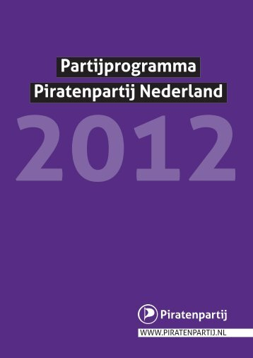 programma-piratenpartij