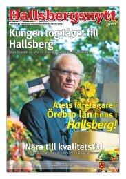 Örebro län - Hallsbergs kommun