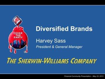 Diversified Brands presentation