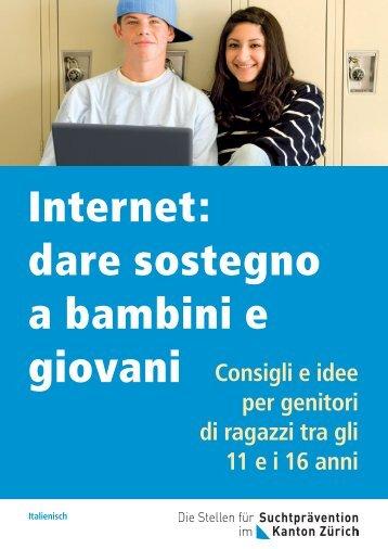 Internet: dare sostegno a bambini e giovani - FISP