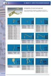 Indeco verkstedsinnredning side 12.01.0108