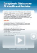"DictaNet S2T ""speech to text"" - Notebooksandmore.de - Seite 5"