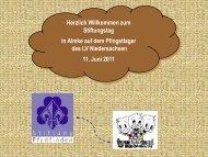 Herzlich Willkommen zum Stiftungstag in Almke auf dem ...