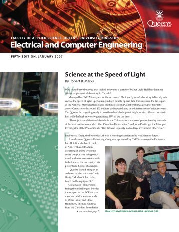 Fifth Edition - Electrical and Computer Engineering - Queen's ...