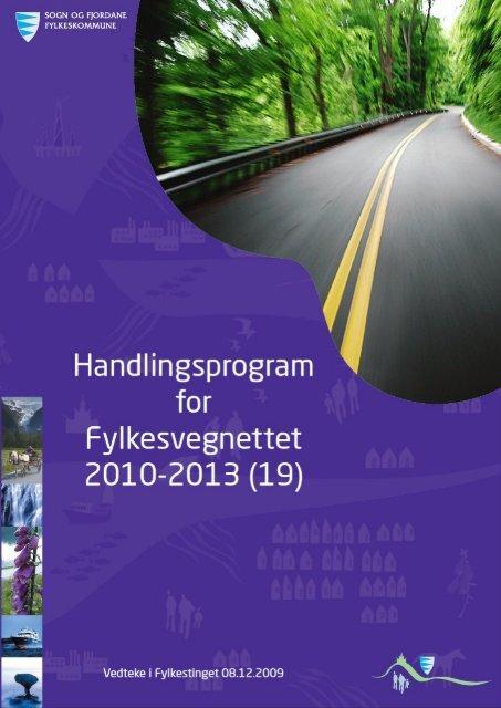 Strategisk samferdsleplan - Sogn og Fjordane fylkeskommune