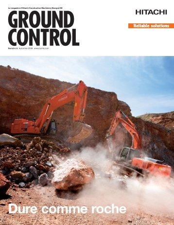 Dure comme roche - Ground Control Magazine