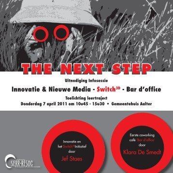 Switch3D - Bar d'office - Meetjesland.be