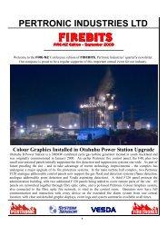 Firebits September 2009.pub - Pertronic Industries Ltd