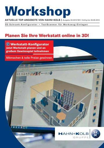 Betriebseinrichtungen - Hahn +Kolb Werkzeuge GmbH