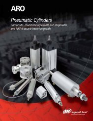 Pneumatic Cylinders - Rowe Sales & Service Inc.