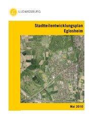 Textteil STEP Eglosheim - Stadt Ludwigsburg