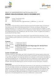 BERUFS-SCHWEIZERMEISTERSCHAFTEN SwissSkills 2014 ...