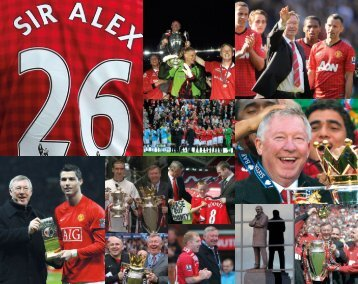 Exclusive - Sir Alex Ferguson foreword