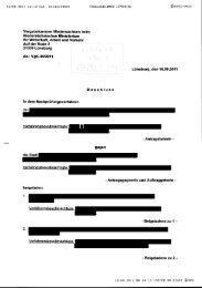 Vergabekammer Niedersachsen beim Niedersächsischen Ministerium für ...