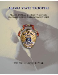 2013 Annual Drug Report