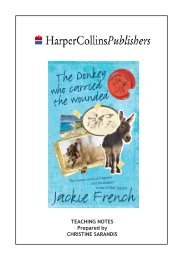 the Donkey Who Carried the Wounded - Jackie French.pdf