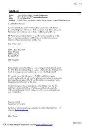 ij@uk2.net Page 1 of 2 02/08/2006 CAABU Press Release John ...