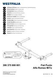 306 375 600 001 Fiat Punto Alfa Romeo MiTo - Autoteilefrau.eu