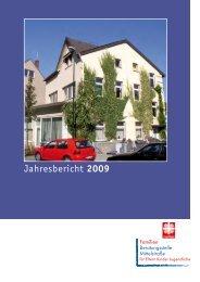Jahresbericht 2009 (als PDF - Datei) - Online-Beratung