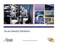 Industry Solutions - Blue Ocean Systems