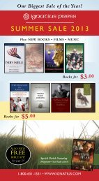 SUMMER SALE 2013 - Ignatius Press