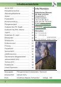 Pfarrbrief 2012 - St. Peter und Paul Unterleinleiter - Seite 2