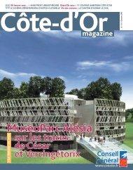 Octobre 2010 en PDF - Conseil Général de la Côte-d'Or