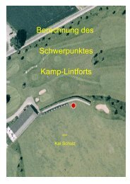 Facharbeit - Kamp-Lintfort