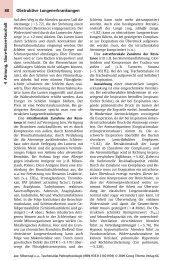 Thieme: Taschenatlas Pathophysiologie - Georg Thieme Verlag
