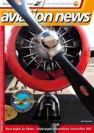 Neue Regeln für Piloten - Änderungen luftrechtlicher Vorschriften ...