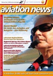 Dezember 2006 - Verband der Luftfahrtsachverständigen