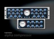 alpha compressor - Elysia
