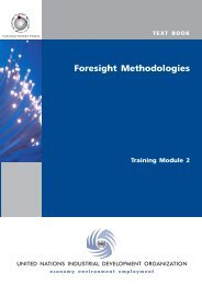 Foresight Methodologies - Foresight.cz