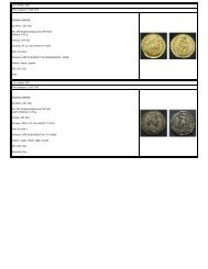 CoinArchives.com Lot Viewer