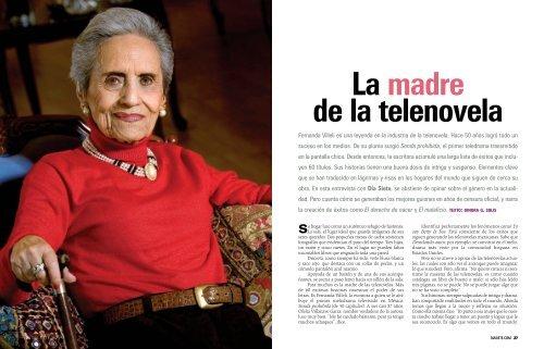 Fernanda Villeli Es Una Leyenda En La Industria De La Telenovela Click aici pentru a te autentifica. fernanda villeli es una leyenda en la