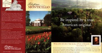 Monticello Thomas Jefferson's Home