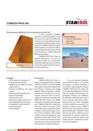 STAMISOL®PACK 500 - Naturalia Bau