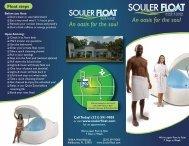 Download Souler Float Spa Brochure