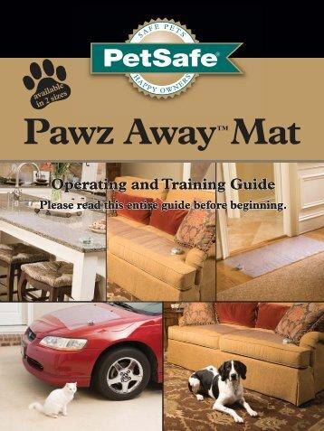 "Pawz Awayâ""¢ Mat - PetSafe"