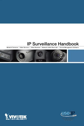 Vivotek IP CCTV Handbook - Use-IP