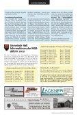 Bürgermeister-Zeitung - Gemeinde Hall - Seite 5