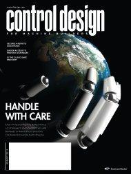 August 2011 - Control Design