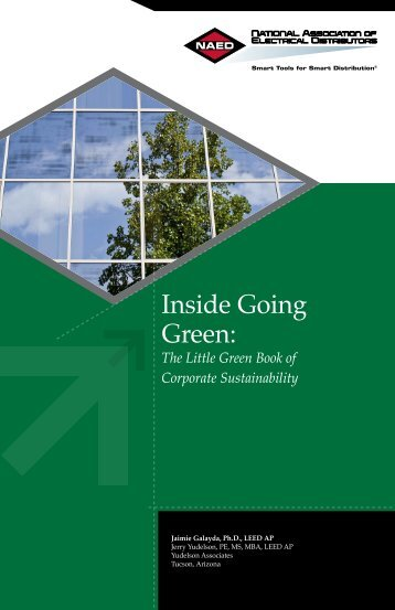 The Little Green Book of Corporate Sustainability - National ...