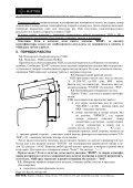 1. общие сведения об изделии 2. основные технические ... - KODA - Page 3
