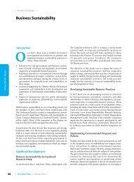Business Sustainability - AmCham China
