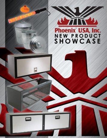 Phoenix USA -2009 New Products Showcase